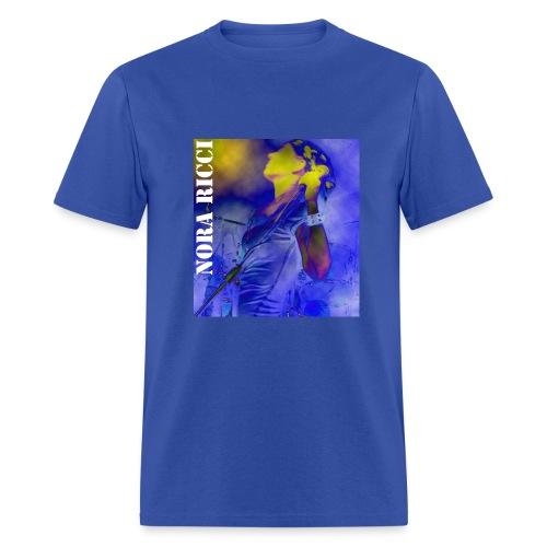 Blue Nora Tee - Men's T-Shirt