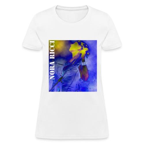 Blue Nora Tee - Women's T-Shirt
