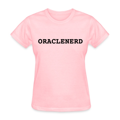 ORACLENERD (Grey) - Women's T-Shirt
