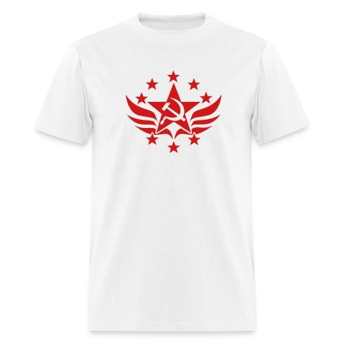 Soviet Emblem T-Shirt - Men's T-Shirt