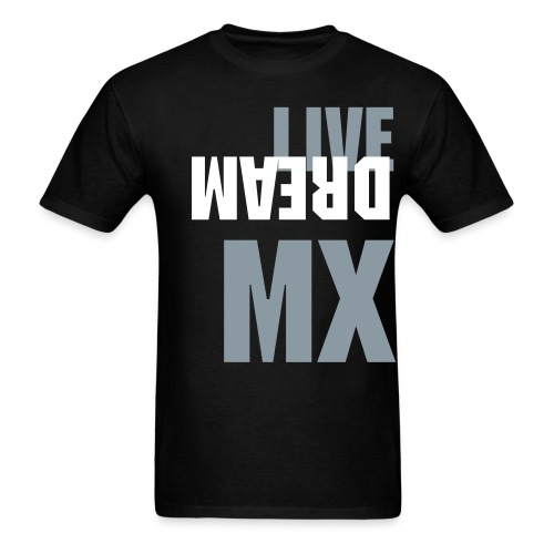 Live MX - Men's T-Shirt