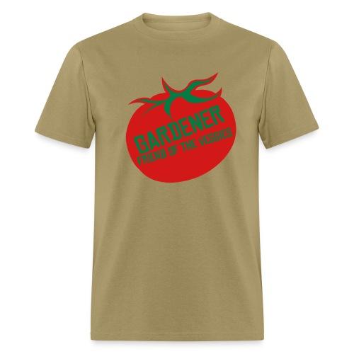 Men's Gardener T - Men's T-Shirt