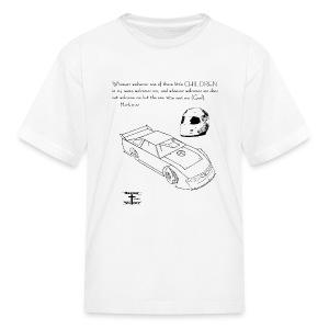 Kids shirt with Scripture. - Kids' T-Shirt