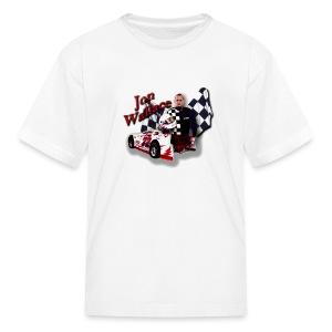 Kids Shirt Jon Wallace Racing - Kids' T-Shirt