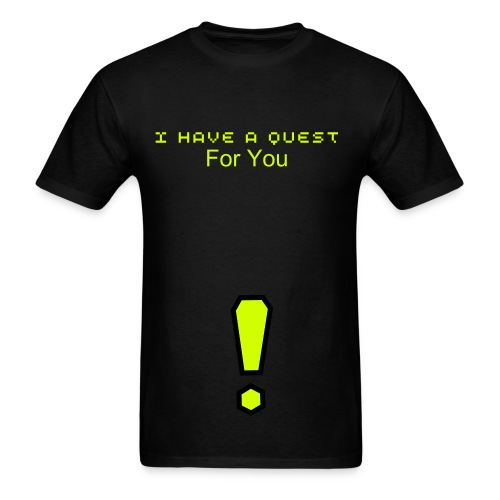 Quest t-shirt - Men's T-Shirt