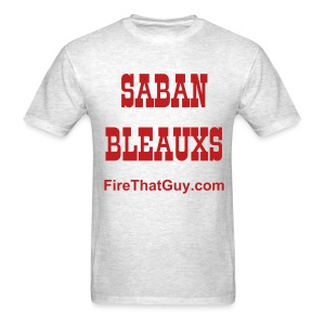 SABAN BLEAUXS - Men's T-Shirt