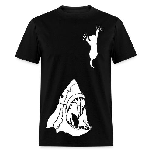 Here Kitty, Kitty - Men's T-Shirt