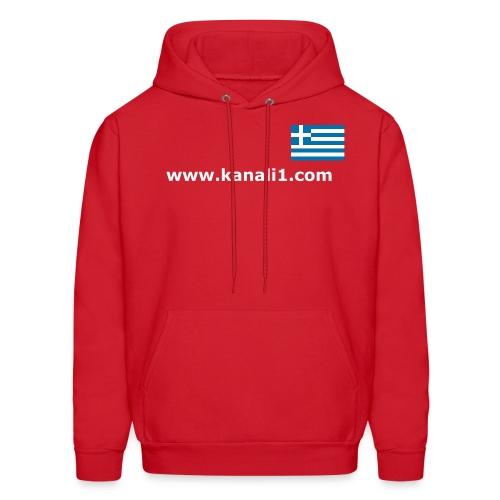 Kanali1 Hooded Sweat - Men's Hoodie