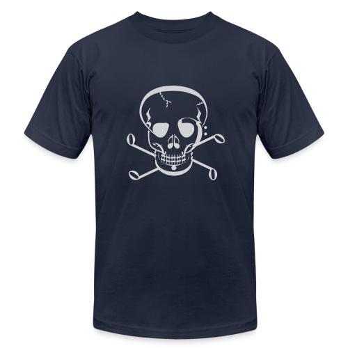 Music Jolly Roger - Men's  Jersey T-Shirt