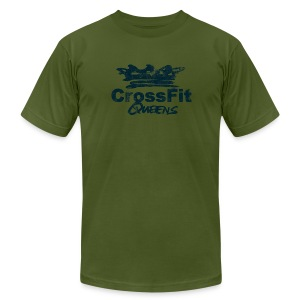 AA CFQ Logo Tee (colors available) - Men's Fine Jersey T-Shirt