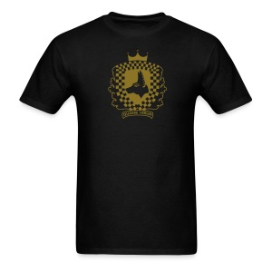 Black and Gold El Cheapo - Men's T-Shirt