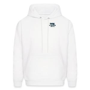 CFQ Small Logo Sweatshirt  - Men's Hoodie