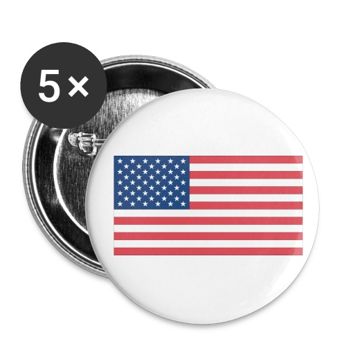 USA - Small Buttons