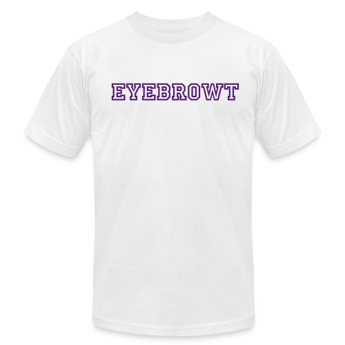 EYEBROWT Series - Men's Fine Jersey T-Shirt