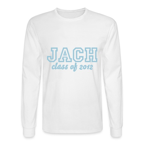 JACH Class of 2012 - Men's Long Sleeve T-Shirt