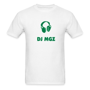 mgz white - Men's T-Shirt