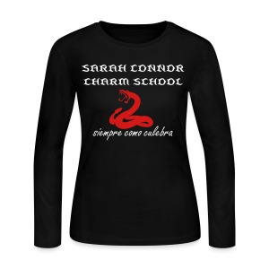 SCCS women's long-sleeve - Women's Long Sleeve Jersey T-Shirt
