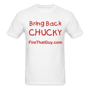 BRING BACK CHUCKY - Men's T-Shirt