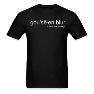 T-Shirts ~ Men's T-Shirt ~ Gaussian blur