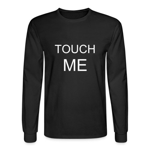 POLITE REQUEST - Men's Long Sleeve T-Shirt