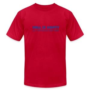 Hell is empty - Men's Fine Jersey T-Shirt