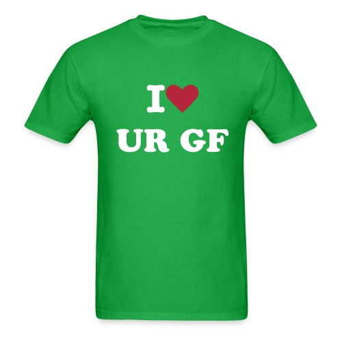 Heart UR GF - Men's T-Shirt