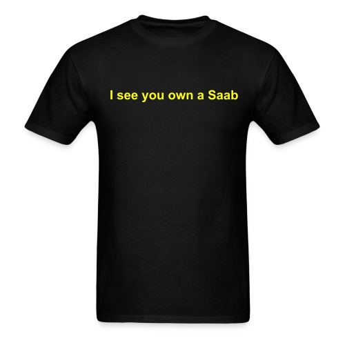 Saab - Men's T-Shirt