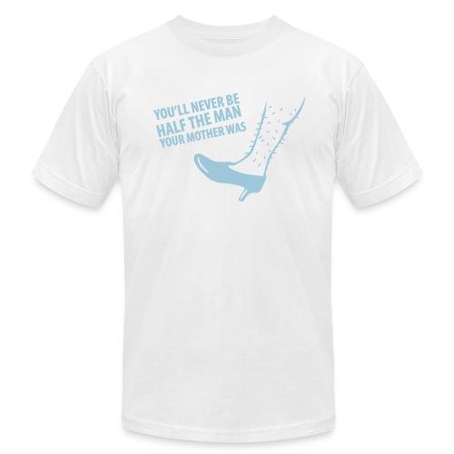 Half the Man - Men's  Jersey T-Shirt