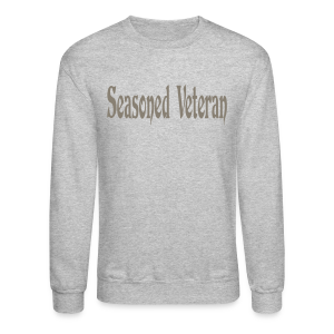 Season Veteran. - Crewneck Sweatshirt