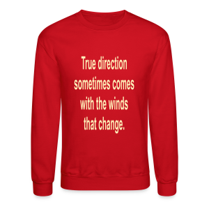 True direction - Crewneck Sweatshirt