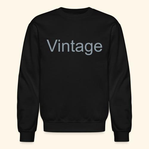 Vintage - Crewneck Sweatshirt