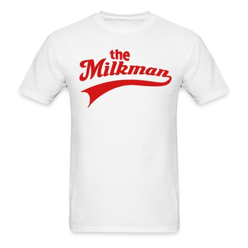 The Milkman - Men's T-Shirt
