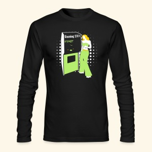 Gaming2001  - Men's Long Sleeve T-Shirt by Next Level