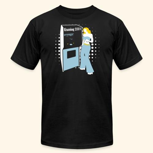 Gaming2001  - Men's Fine Jersey T-Shirt