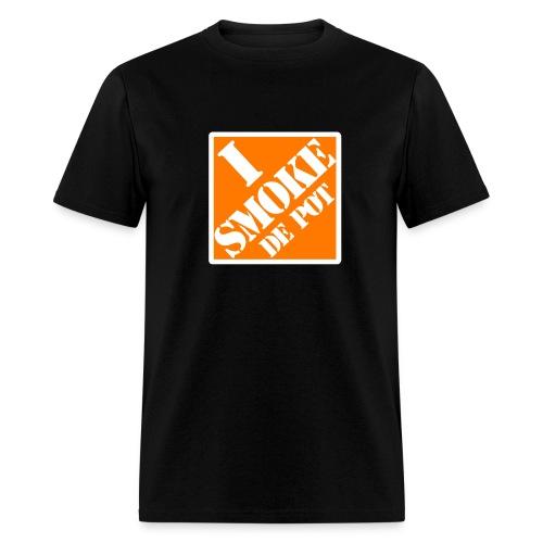 I Smoke De Pot - Men's T-Shirt