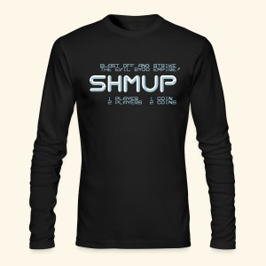 shmup5 - Men's Long Sleeve T-Shirt by Next Level