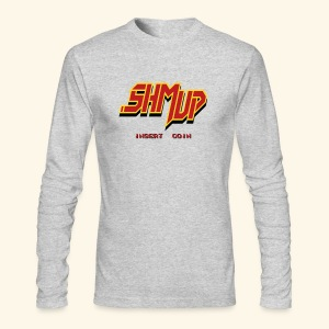 shmup2 - Men's Long Sleeve T-Shirt by Next Level