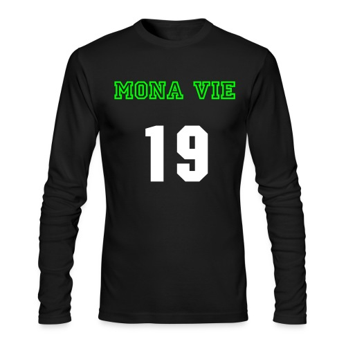 Mona Vie  Long SleeveTee - Men's Long Sleeve T-Shirt by Next Level