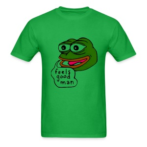Feels Good Man - Men's T-Shirt