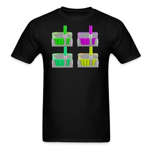 Pop Art Cigarettes - Men's T-Shirt