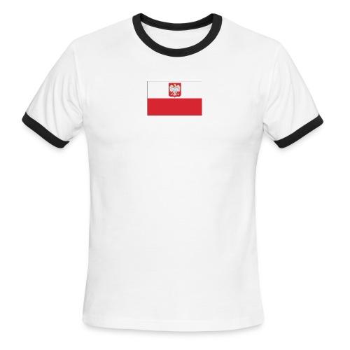 Będziem Polakami - Men's Ringer T-Shirt