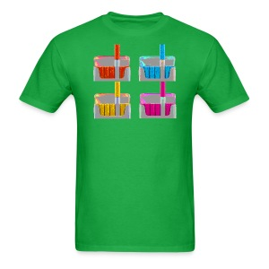 Pop Art Cigarettes 2 - Men's T-Shirt