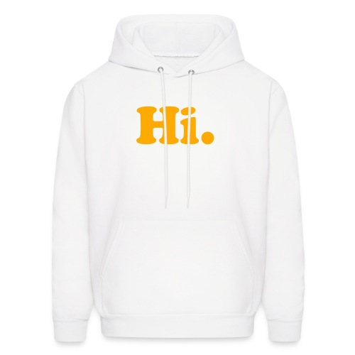 Men's Hi Hooded Sweatshirt - Men's Hoodie
