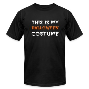 Halloween Costume T-shirt - Men's T-Shirt by American Apparel