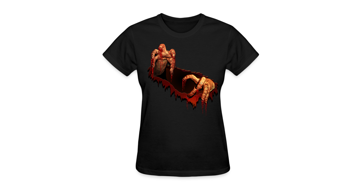 souvenirs and gifts by kim hunter collection womens zombie shirts gory halloween scary zombie gifts womens t shirt