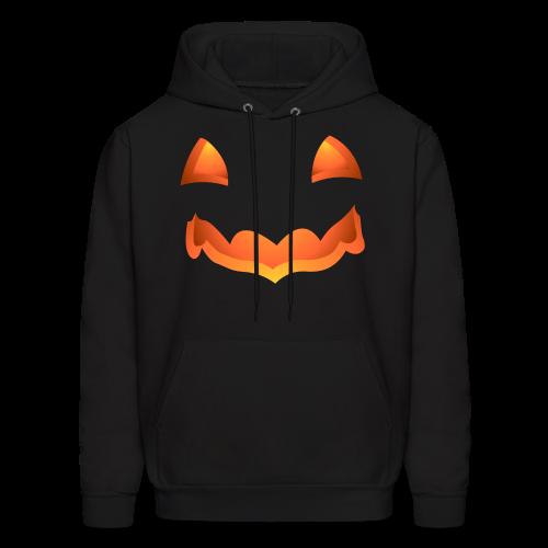 Halloween Hoodie Jack-o-lantern  Hoodie Sweatshirt - Men's Hoodie