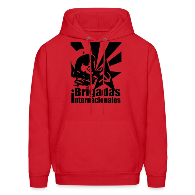 Spanish Civil War International Brigades Hoodie