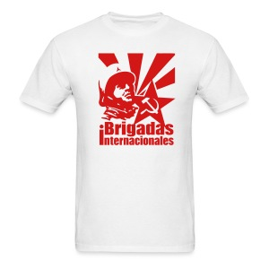 Spanish Civil War International Brigades T-Shirt - Men's T-Shirt