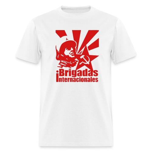 Spanish Civil War International Brigades T-Shirt - Men's T-Shirt