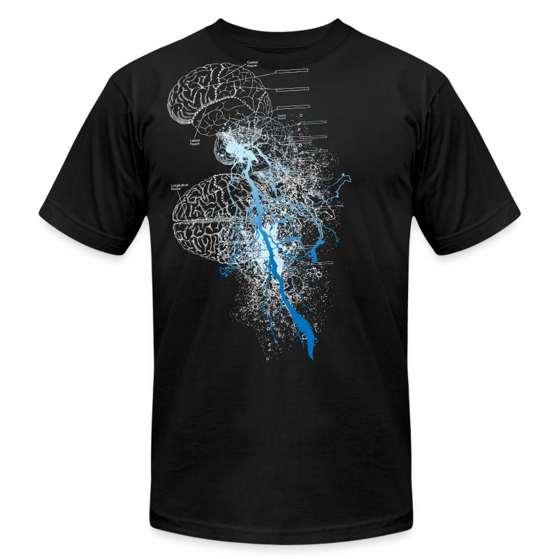 Brain Storm Designer Graphic T Shirt Spreadshirt